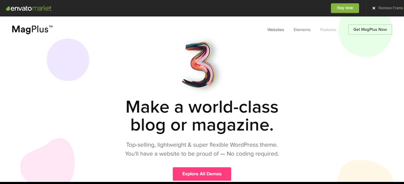Top 10 WordPress Movie Themes