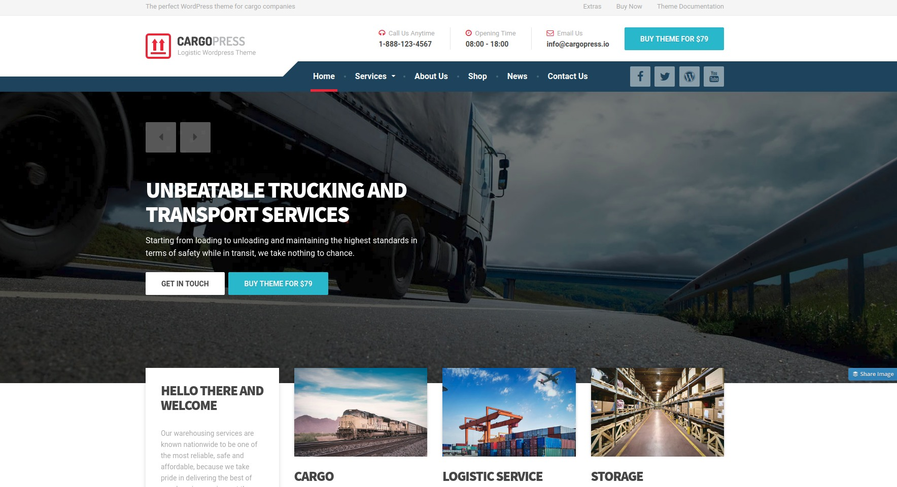 CargoPress