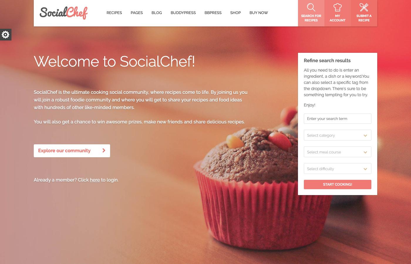 social-chef