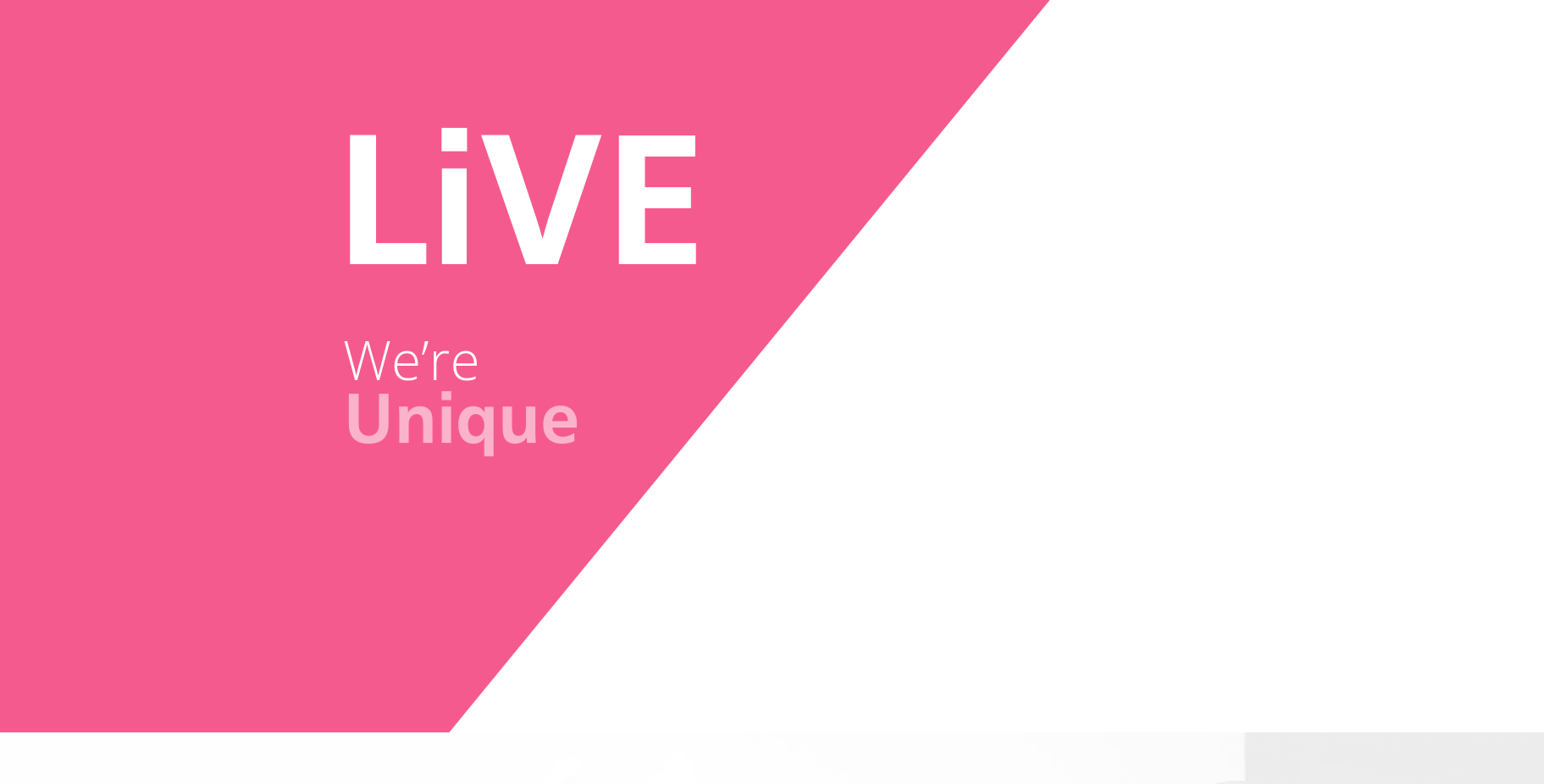 LIVE – WordPress Interactive One-Page Parallax